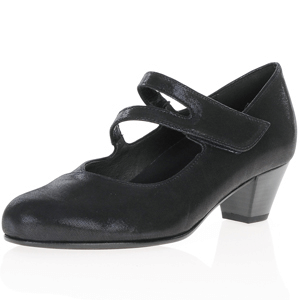 Gabor - 146.36 Mary Jane Shoe, Dark Navy
