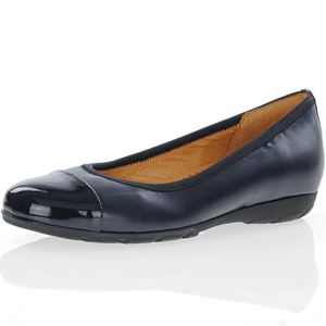 Gabor - Raspa 161.56 Leather Pump, Navy