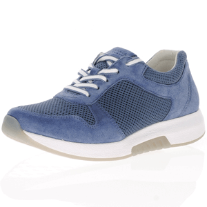 Gabor - 946.34 Rolling Soft Mesh Trainer, Blue