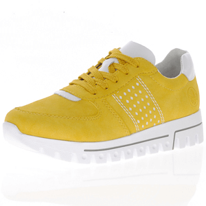 Rieker - L2820-68 Platform Trainer, Yellow