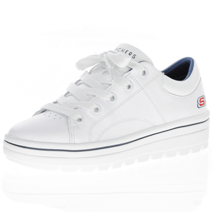 Skechers - Street Cleats 2 Spangled, White