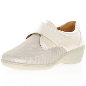 Softmode - Eleanor Wide Fit Shoe, Beige