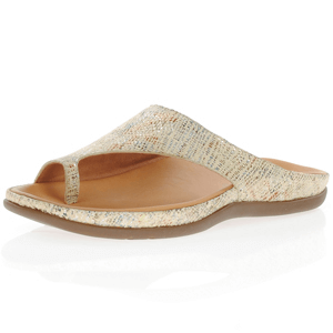 Strive Footwear - Capri Toe Loop Sandals, Nougat