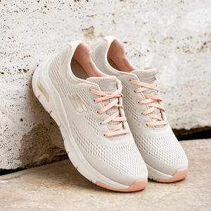Skechers - Arch Fit Trainer, Natural