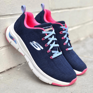 Skechers - Arch Fit Trainer, Navy