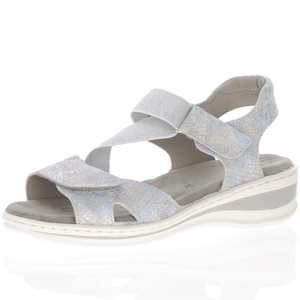 Ara - 65612 Leather Sandal, Multi