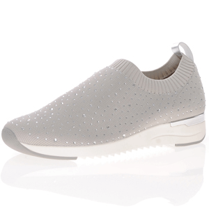 Caprice - 24700 Pull On Trainers, Grey