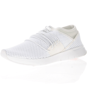 Fitflop - Airmesh Sock Trainer, White