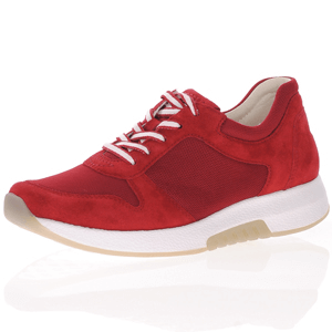 Gabor - 946.58 Rolling Soft Mesh Trainers, Red