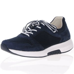 Gabor - 946.86 Rolling Soft Mesh Trainers, Navy