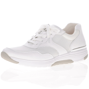 Gabor - 975.50 Rolling Soft Mesh Trainers, White