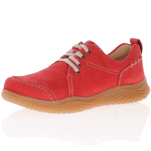 Josef Seibel - Amelie 02 Casual Suede Shoe, Red