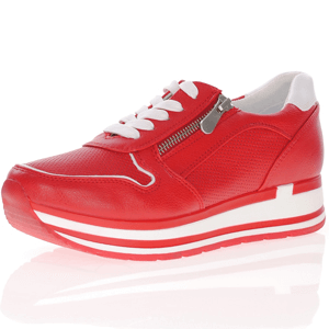 Marco Tozzi - 23717 Platform Trainer, Red