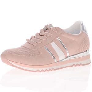 Marco Tozzi - 23783 Side Stripe Trainers, Rose