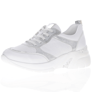 Remonte - D4100-80 Wedge Trainers, White
