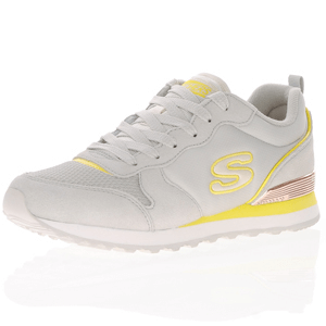 Skechers - OG Step N Fly, Off White