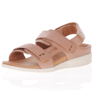 Strive Footwear - Aruba Leather Sandals, Dusty Pink